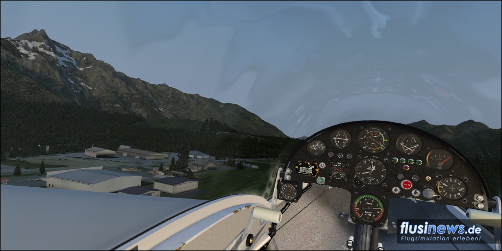 Mitchell Wing U2 Aerosoft-Freeware Bild 01