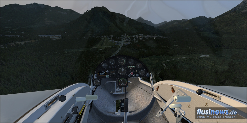 Mitchell Wing U2 Aerosoft-Freeware Bild 03