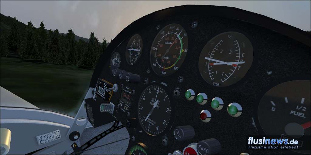 Mitchell Wing U2 Aerosoft-Freeware Bild 07