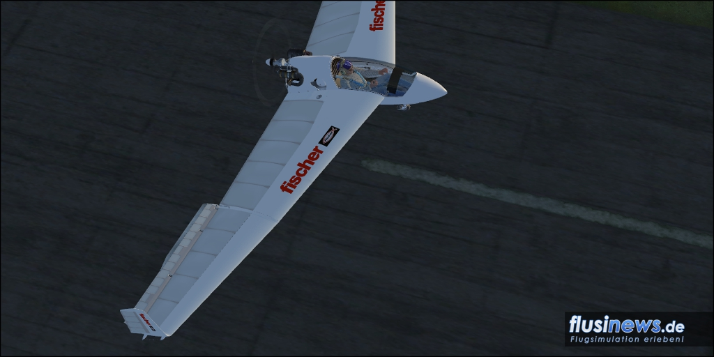 Mitchell Wing U2 Aerosoft-Freeware Bild 09