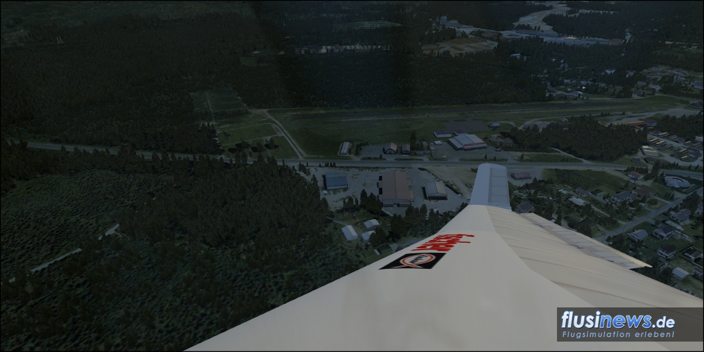 Mitchell Wing U2 Aerosoft-Freeware Bild 12