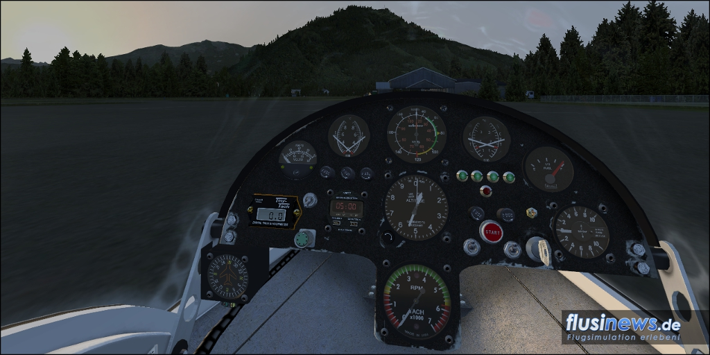 Mitchell Wing U2 Aerosoft-Freeware Bild 13