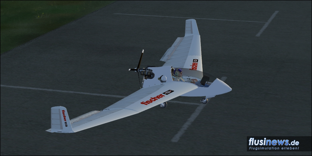 Mitchell Wing U2 Aerosoft-Freeware Bild 14