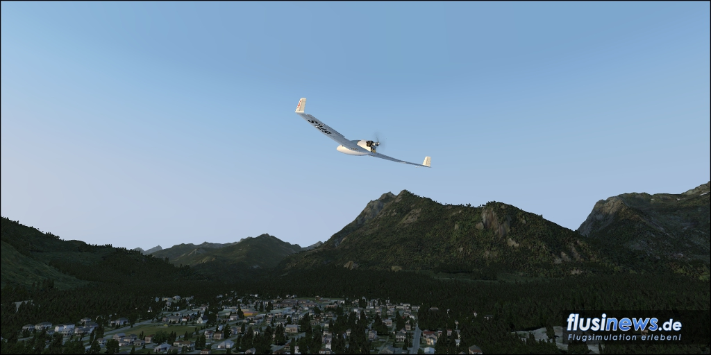 Mitchell Wing U2 Aerosoft-Freeware Bild 19