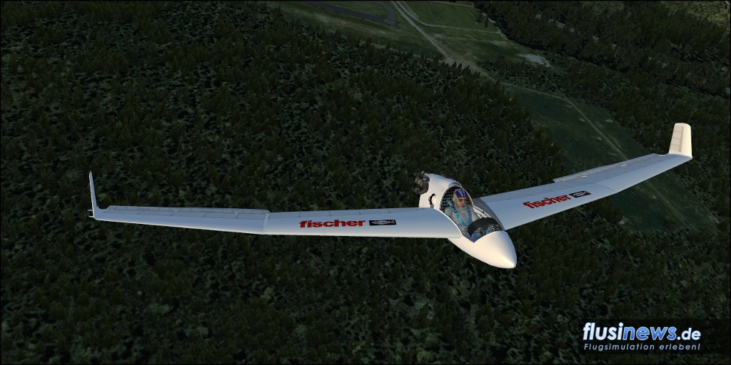 Mitchell Wing U2 Aerosoft-Freeware Bild 21