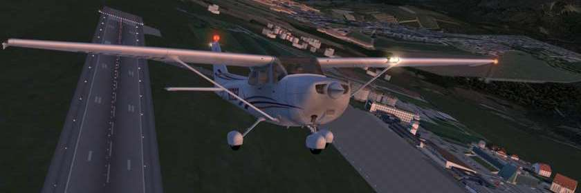 The-Cessna-172-on-takeoff-in-X-Plane-10-Mobile1