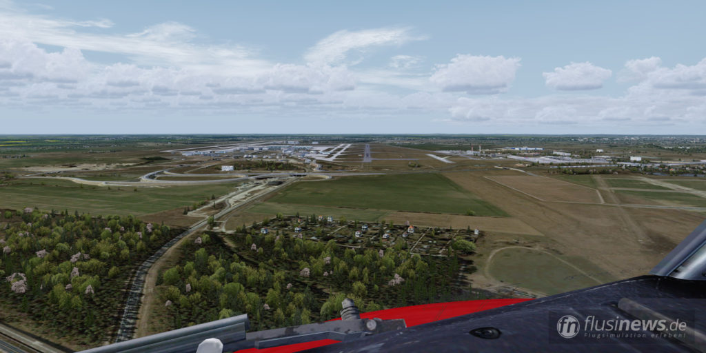 Aerosoft Mega Airport Berlin-Brandenburg professional fnDE Review 01