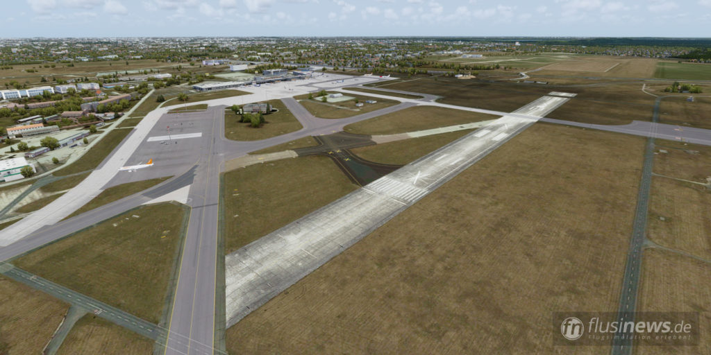 Aerosoft Mega Airport Berlin-Brandenburg professional fnDE Review 29
