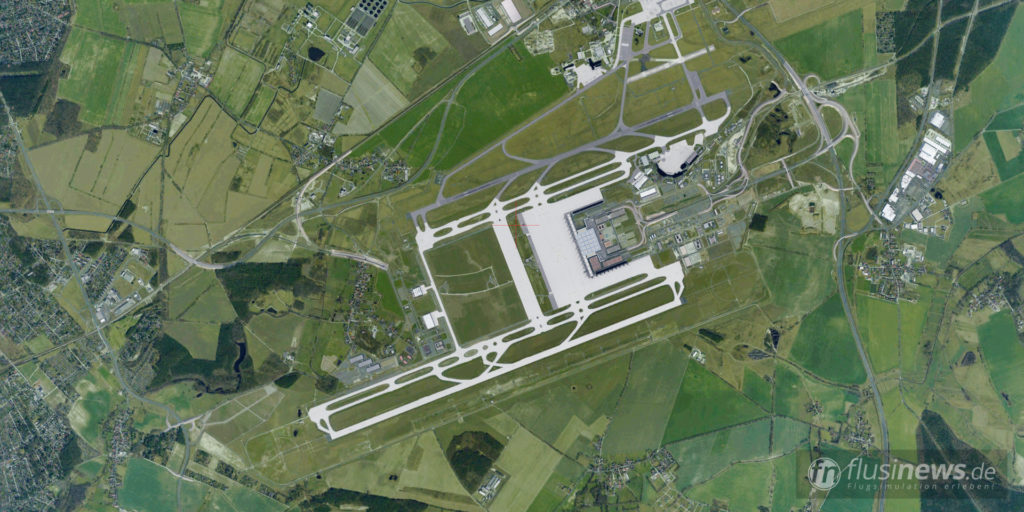 Aerosoft Mega Airport Berlin-Brandenburg professional fnDE Review 33